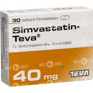 Симвастатин-Тева