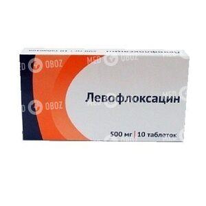Левофлоксацин-КРКА