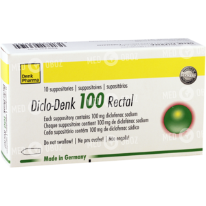 Дикло-Денк 100 Ретард