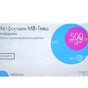 Метформин МВ-Тева