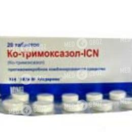 Ко-тримоксазол-ICN
