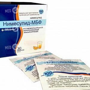 Нимесулид-МБФ