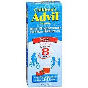 Адвил для детей