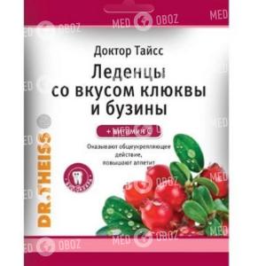 Доктор Тайсс Бузина + витамин C