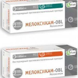 Мелоксикам-ОBL