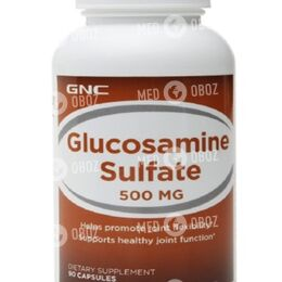 GNC-Глюкозамин сульфат 500 мг