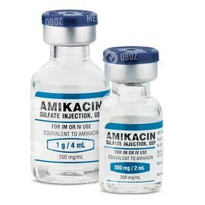 Амикацин-Ферейн