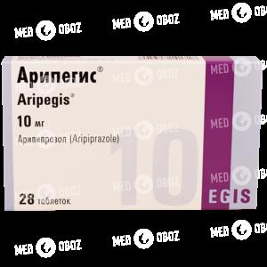Арипегис 10 мг