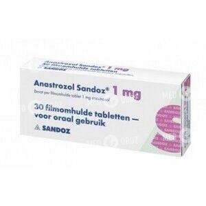 Анастрозол Сан