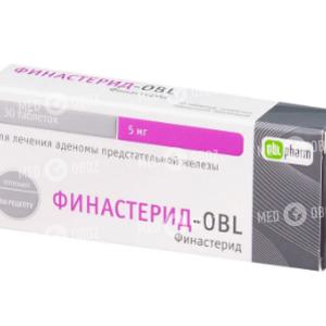 Финастерид-OBL