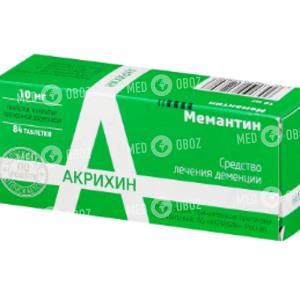 Мемантин-Акрихин