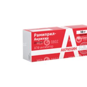 Розувастатин-Акрихин
