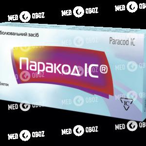 Паракод IC