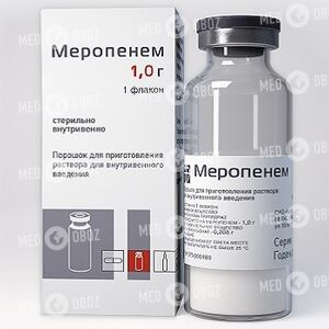 Меропенем-Алкем