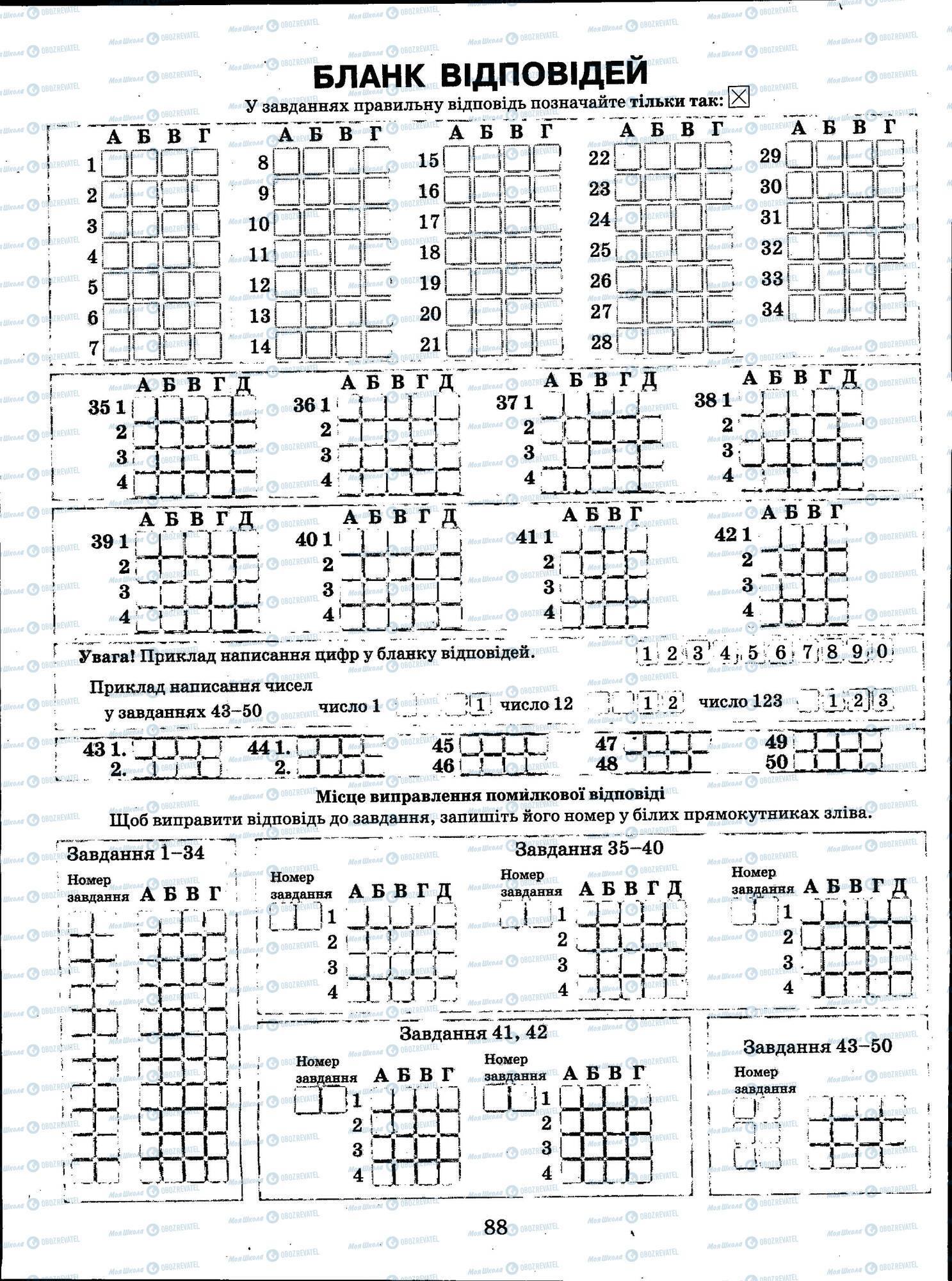 ЗНО Химия 11 класс страница 088