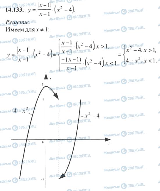 ГДЗ Алгебра 11 клас сторінка 14.133