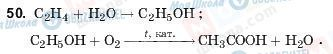 ГДЗ Химия 11 класс страница 50