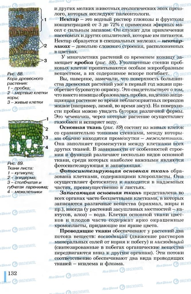 Учебники Биология 10 класс страница 132