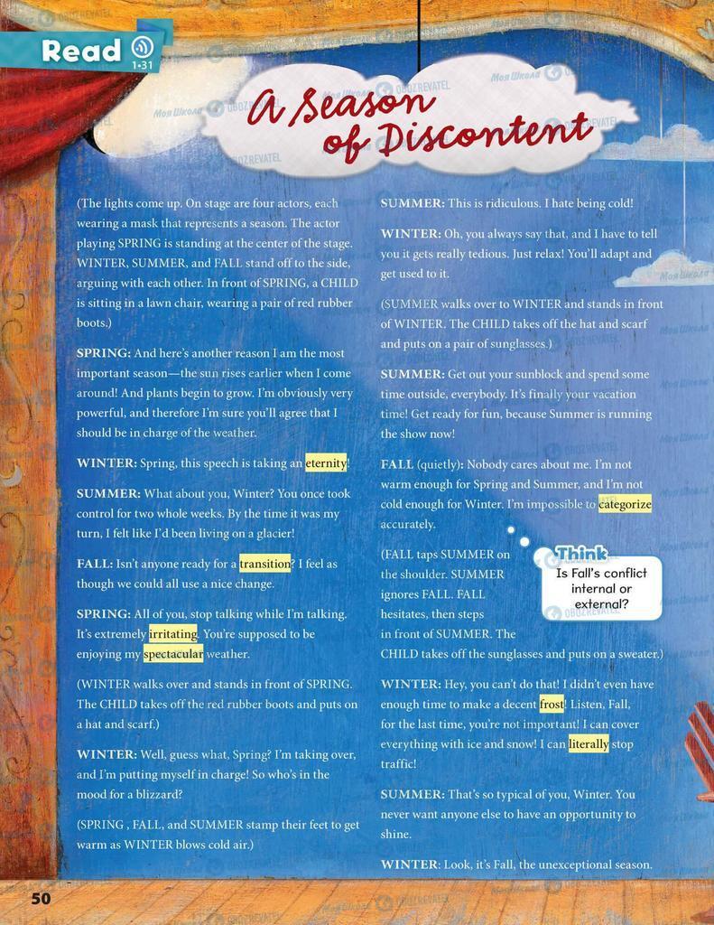 Підручники Англійська мова 6 клас сторінка 50