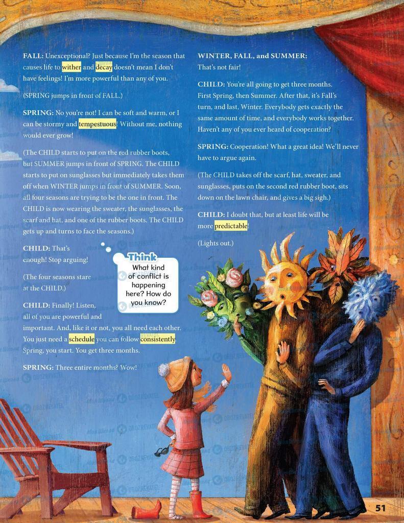 Підручники Англійська мова 6 клас сторінка 51