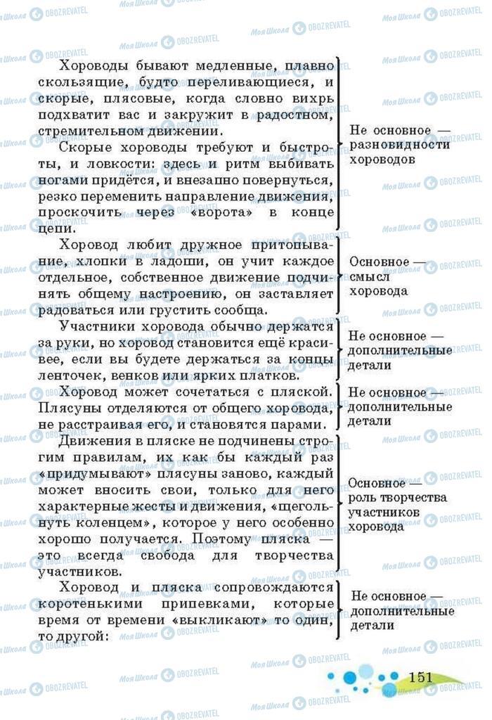 Учебники Чтение 3 класс страница 151