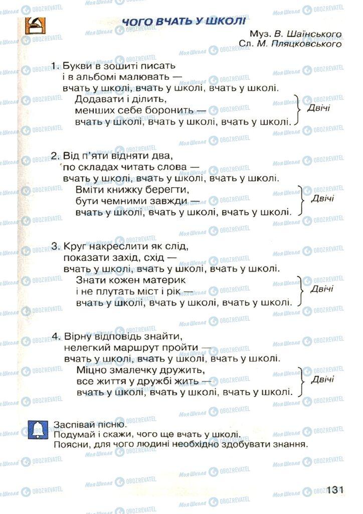 Учебники Музыка 4 класс страница 131