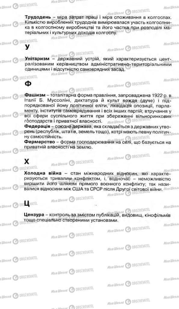 Підручники Історія України 11 клас сторінка 379