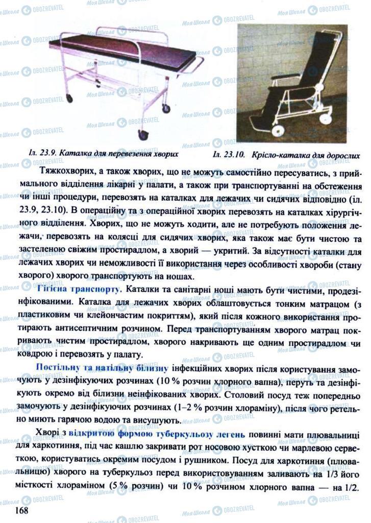 Підручники Захист Вітчизни 11 клас сторінка 168