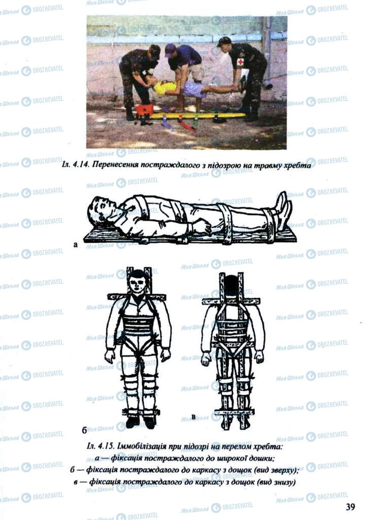 Учебники Защита Отечества 11 класс страница 39