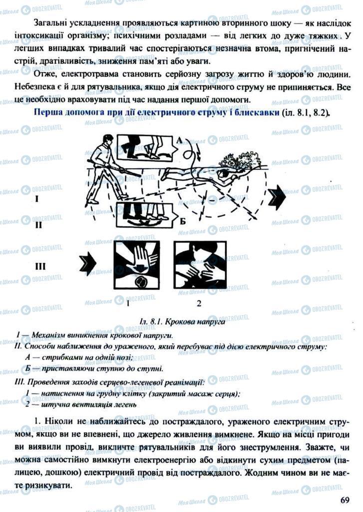 Учебники Защита Отечества 11 класс страница 69