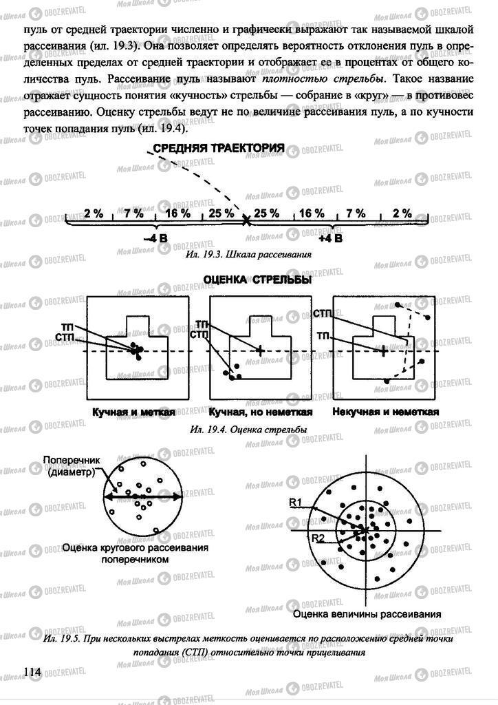 Підручники Захист Вітчизни 11 клас сторінка 114