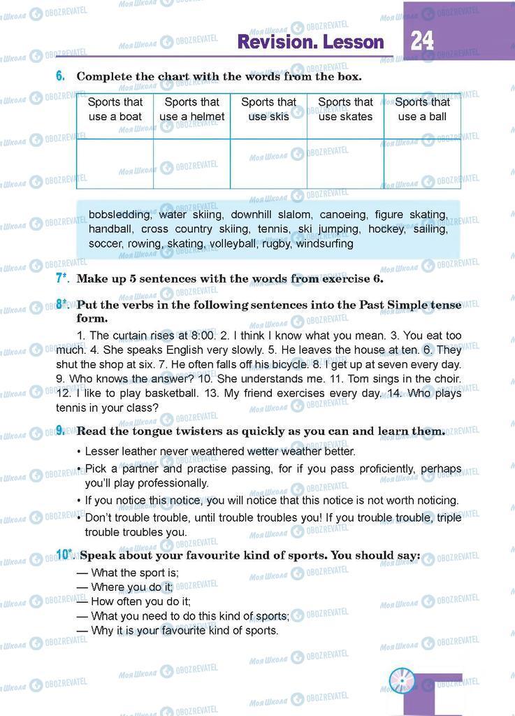Учебники Английский язык 7 класс страница 71