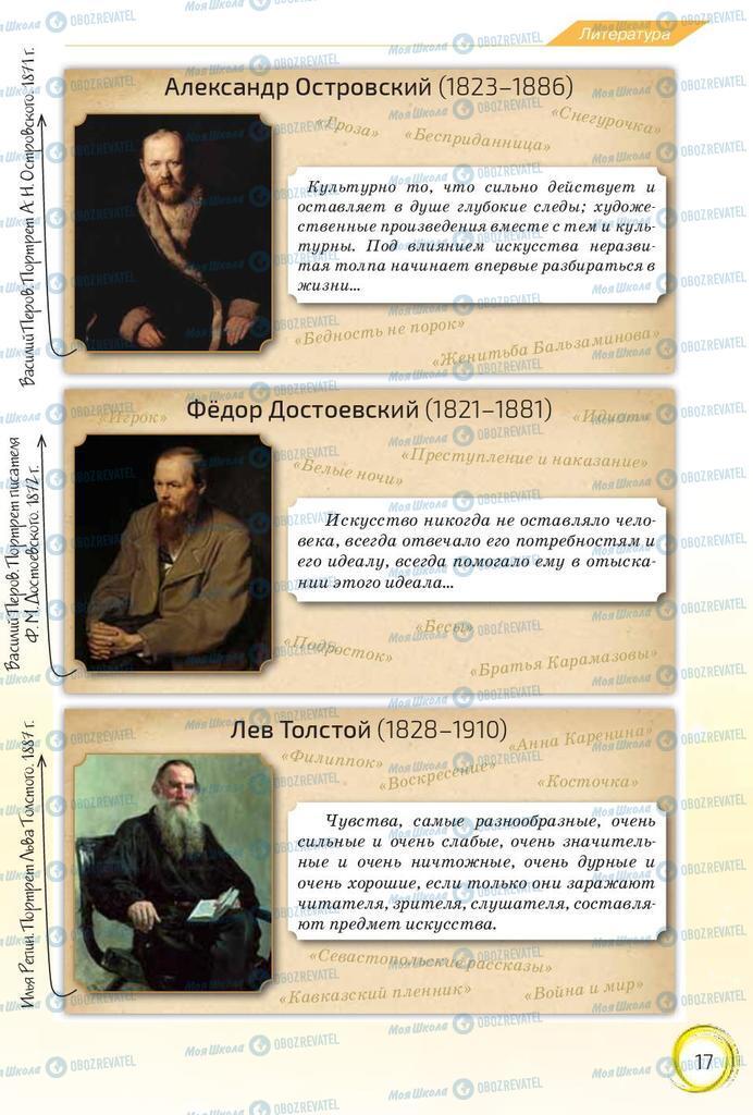 Підручники Російська мова 10 клас сторінка 17