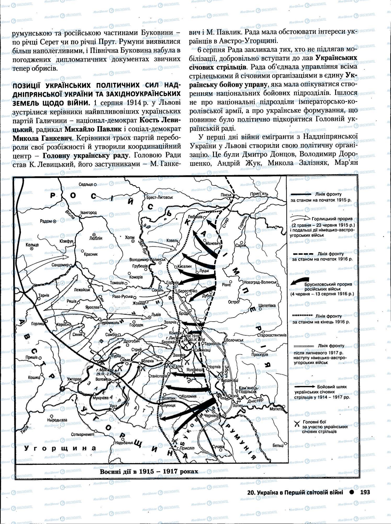 ЗНО История Украины 11 класс страница  2