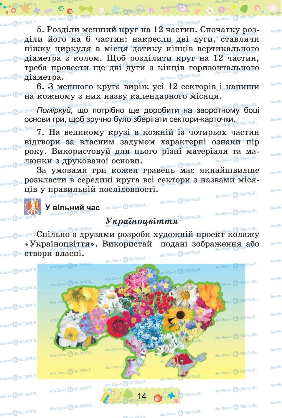 Учебники Трудовое обучение 4 класс страница 14