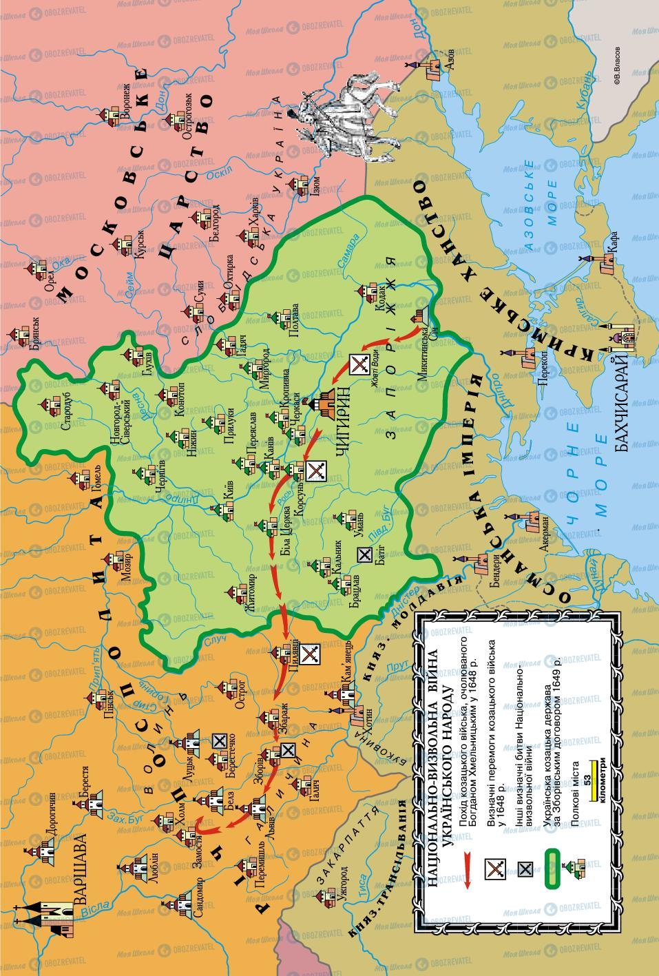 Підручники Історія України 5 клас сторінка 117