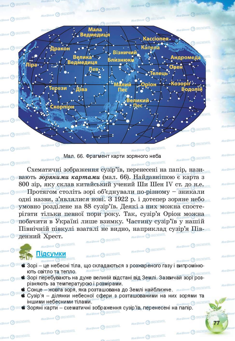 Учебники Природоведение 5 класс страница 77