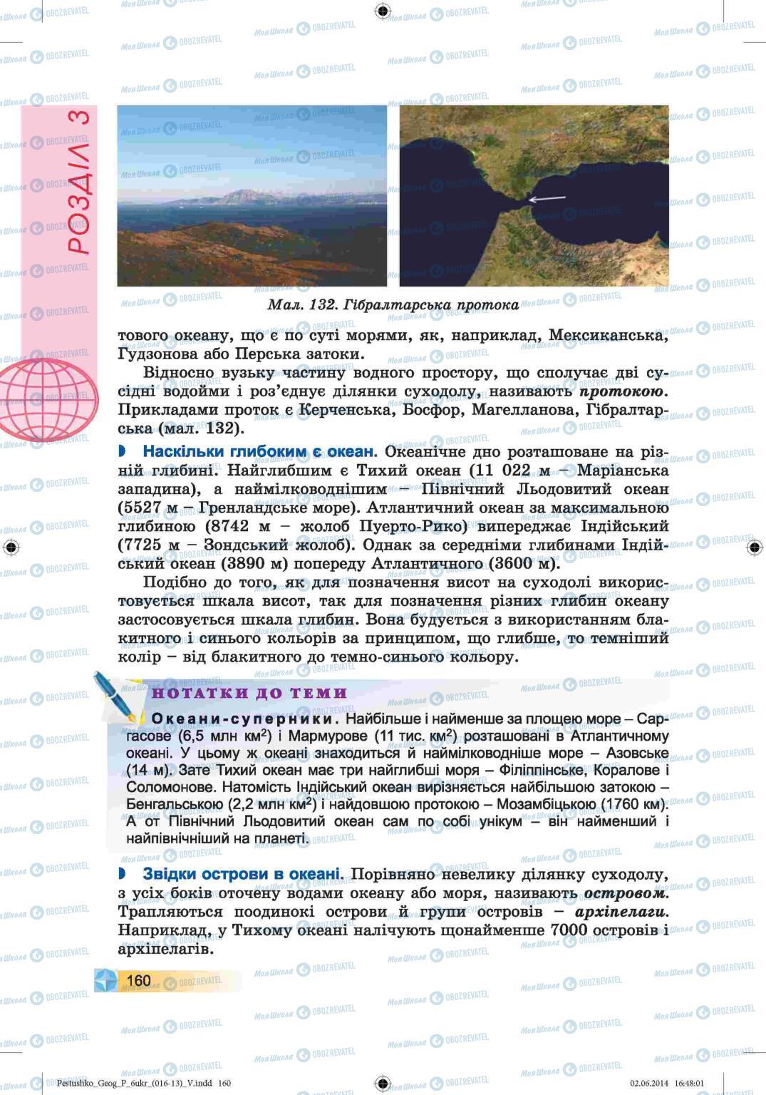 Учебники География 6 класс страница 160