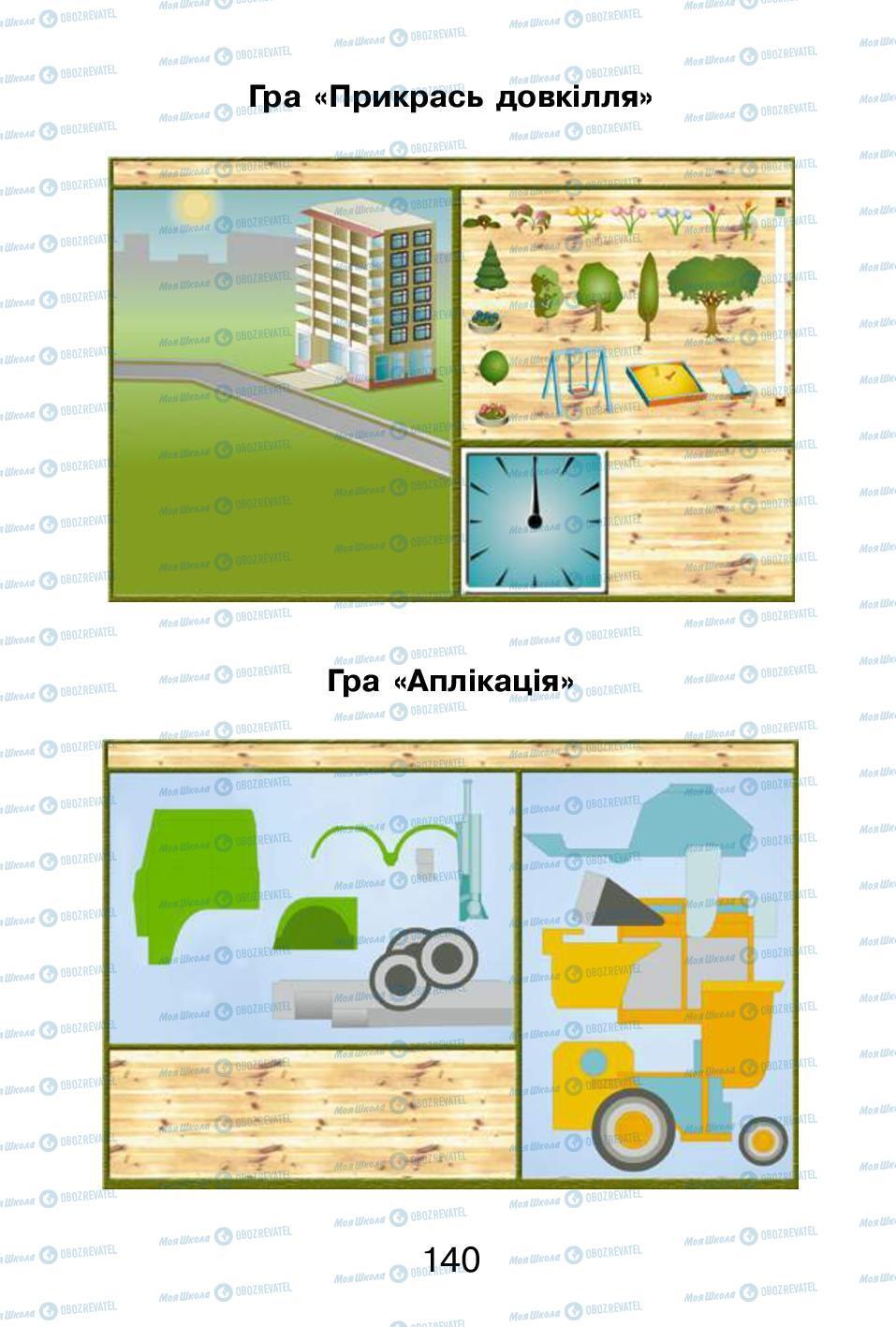 Підручники Трудове навчання 2 клас сторінка 140