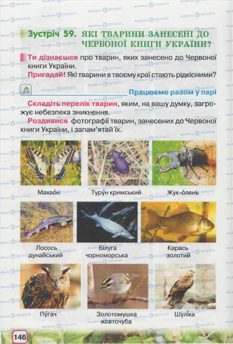 Підручники Природознавство 2 клас сторінка 146