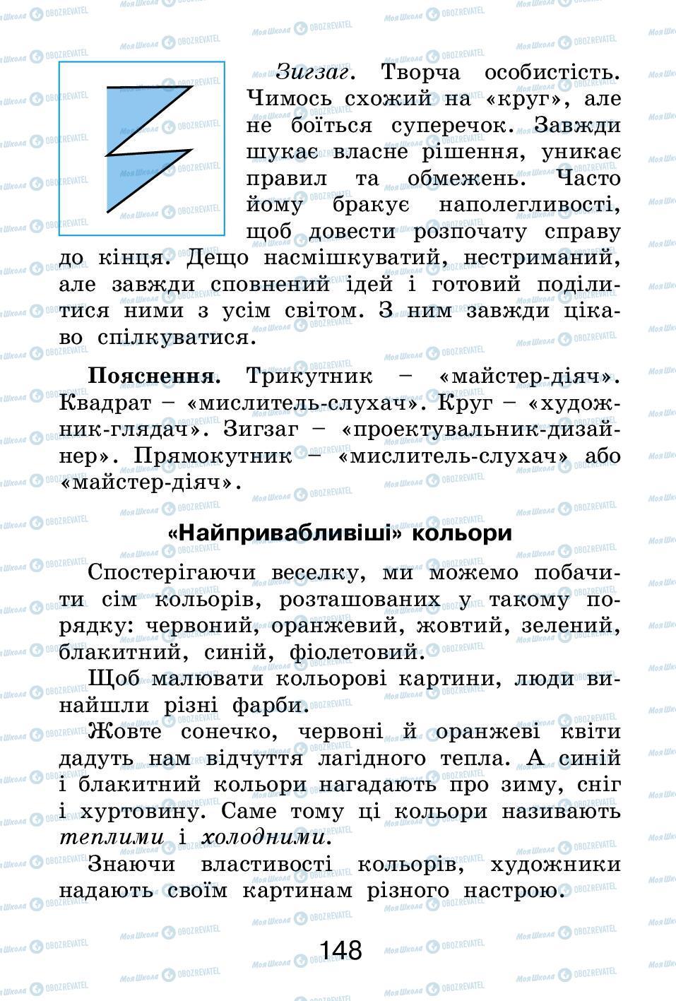 Підручники Трудове навчання 2 клас сторінка 148