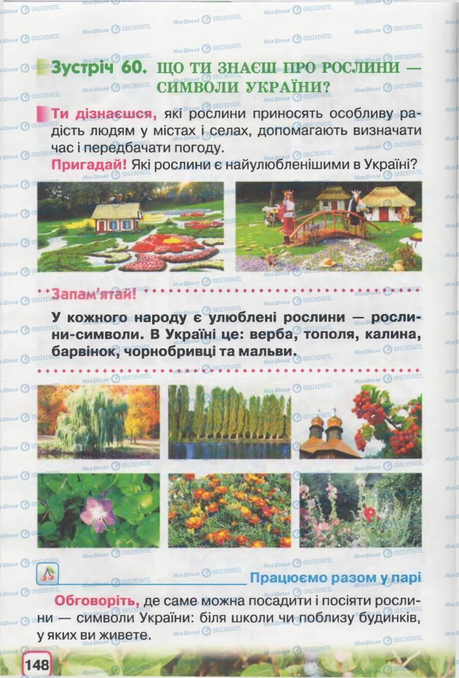 Учебники Природоведение 2 класс страница 148
