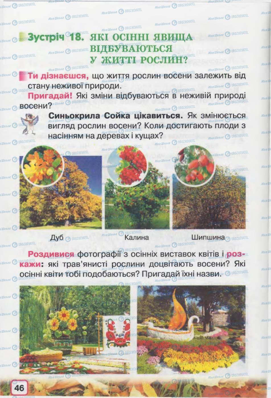 Підручники Природознавство 2 клас сторінка 46