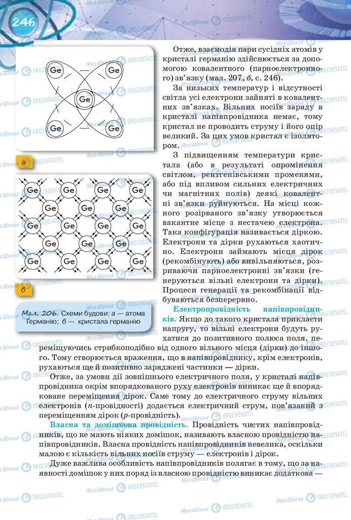 Учебники Физика 8 класс страница 246