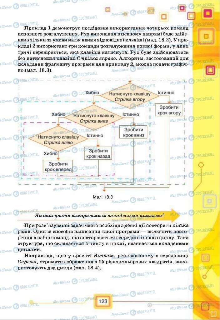 Учебники Информатика 7 класс страница 123