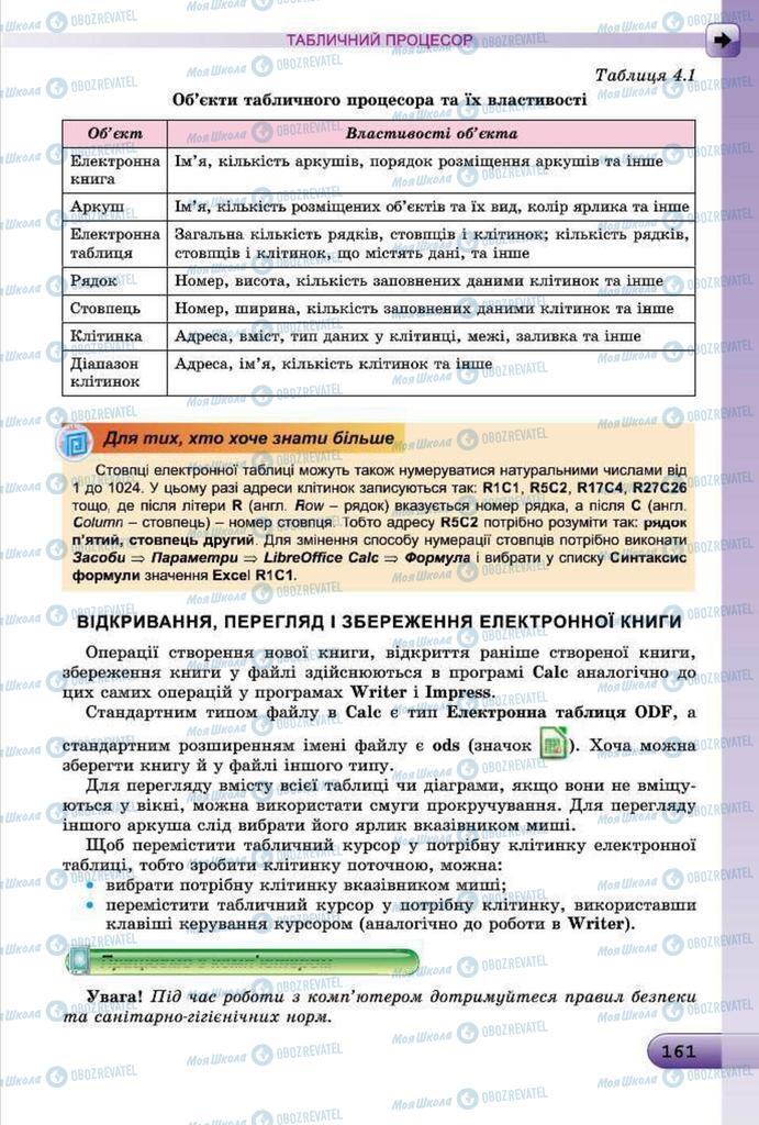 Учебники Информатика 7 класс страница 161