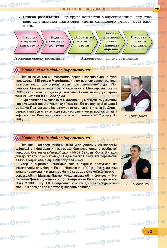 Учебники Информатика 7 класс страница 33