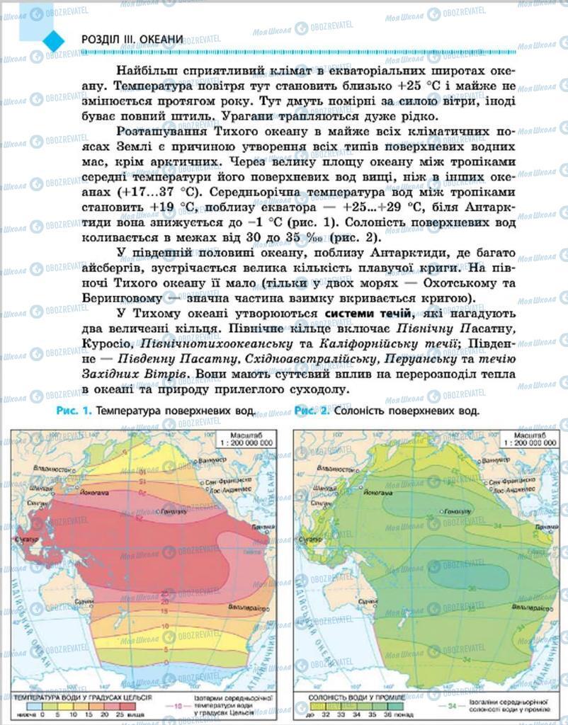 Учебники География 7 класс страница 254