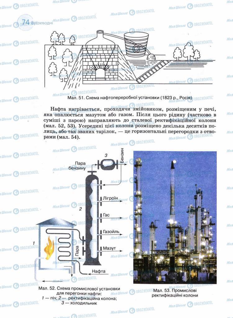 Учебники Химия 11 класс страница 74