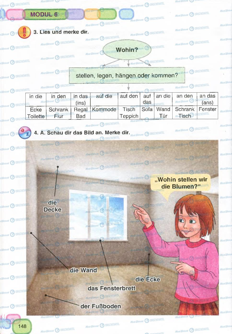 Учебники Немецкий язык 7 класс страница 148